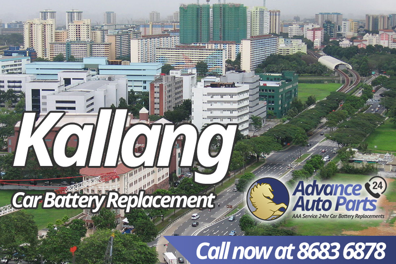Car Battery Replacement Kallang