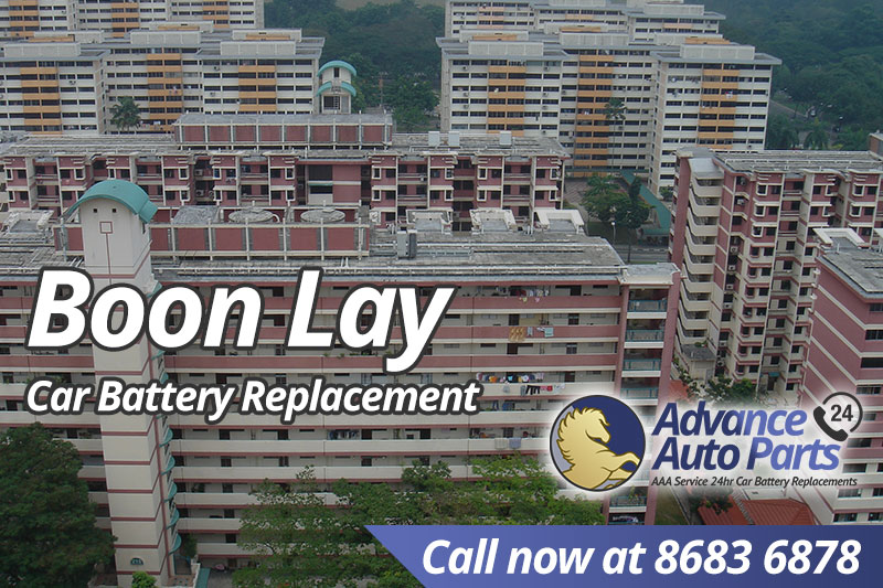 Car Battery Replacement Boon Lay