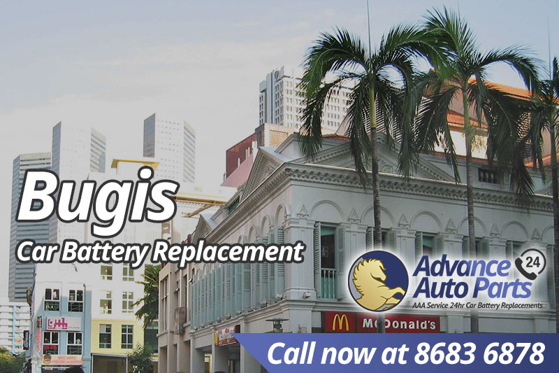 Car Battery Replacement Bugis
