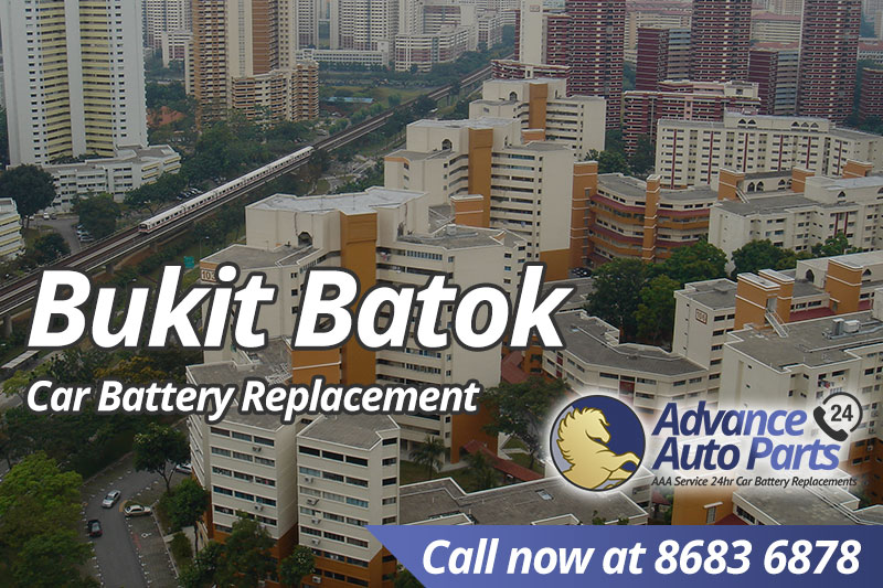 Car Battery Replacement Bukit Batok