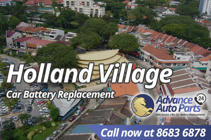 Car Battery Replacement Holland Village
