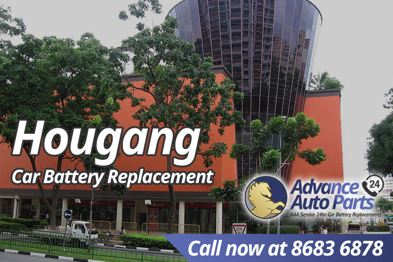 Car Battery Replacement Hougang