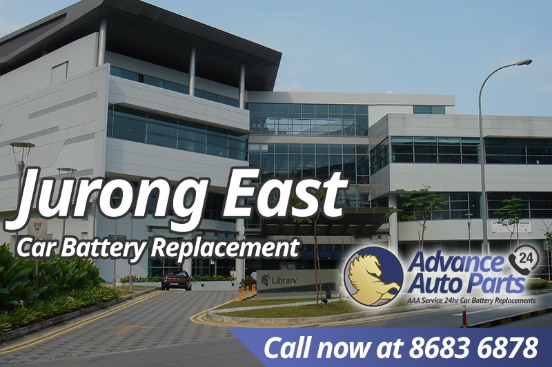 Car Battery Replacement Jurong East