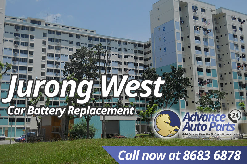 Car Battery Replacement Jurong West