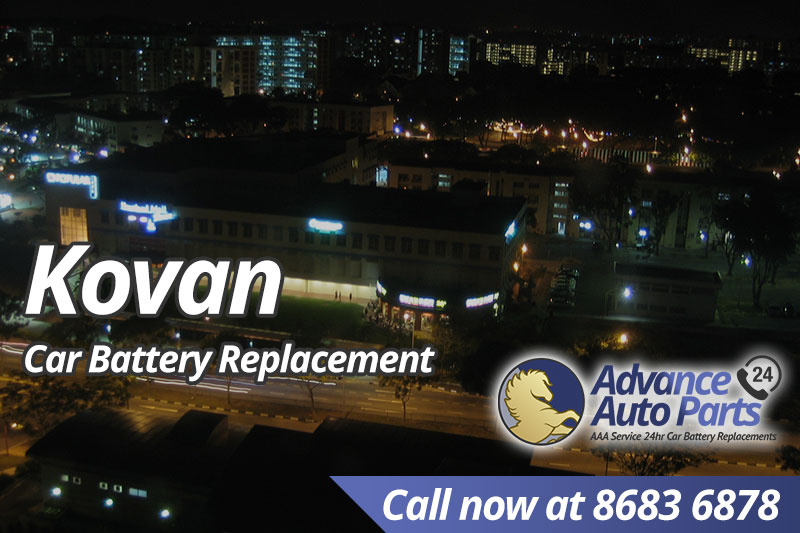 Car Battery Replacement Kovan