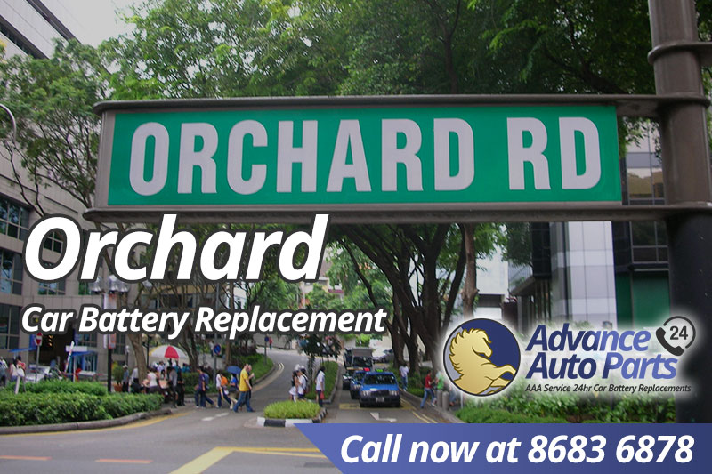 Car Battery Replacement Orchard