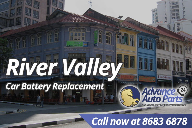Car Battery Replacement River Valley