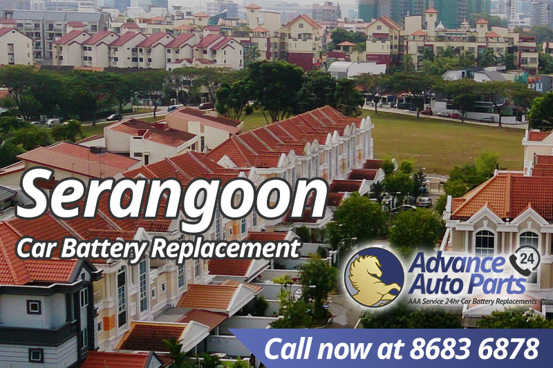 Car Battery Replacement Serangoon