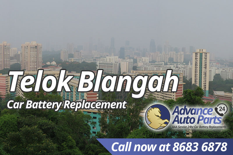 Car Battery Replacement Telok Blangah
