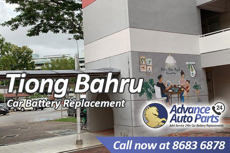 Car Battery Replacement Tiong Bahru