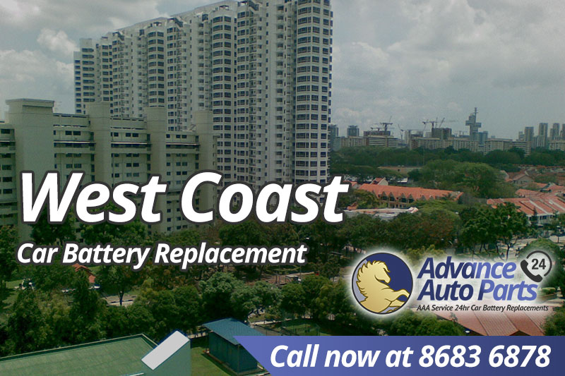 Car Battery Replacement West Coast