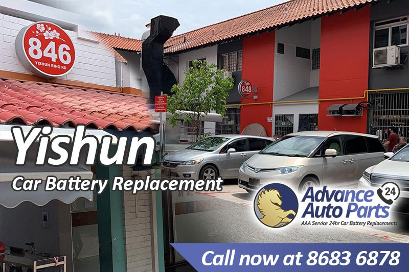 Car Battery Replacement Yishun