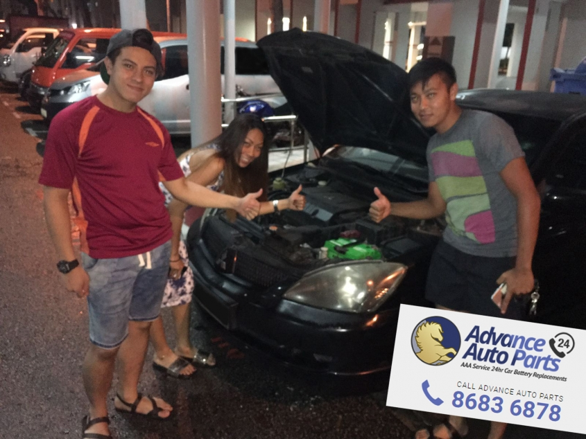 Car Battery Replacement Service on Sat, 1 Apr 2017 @ 8:00pm