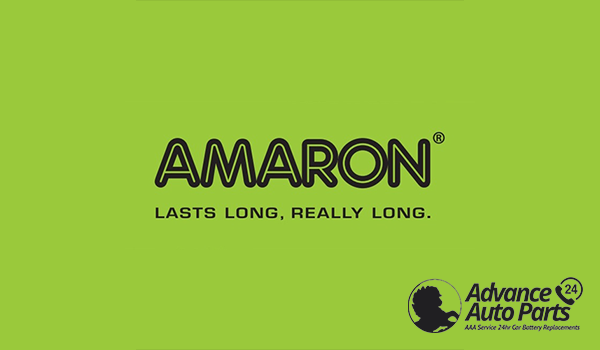 AMARON Car Batteries Price List (Onsite Replacement)