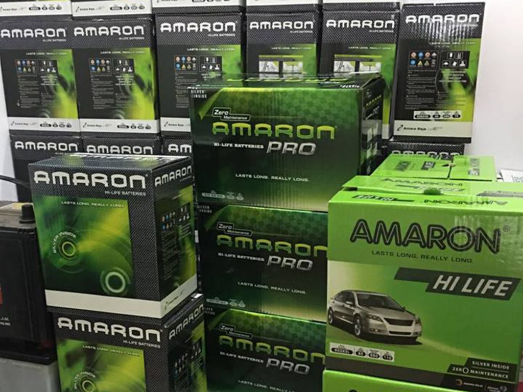 Amaron Car Battery Supplies