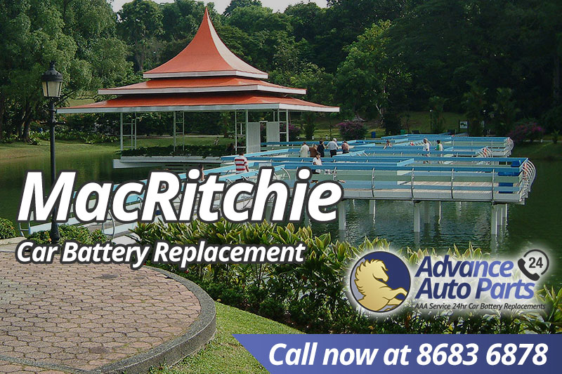 Car Battery Replacement MacRitchie