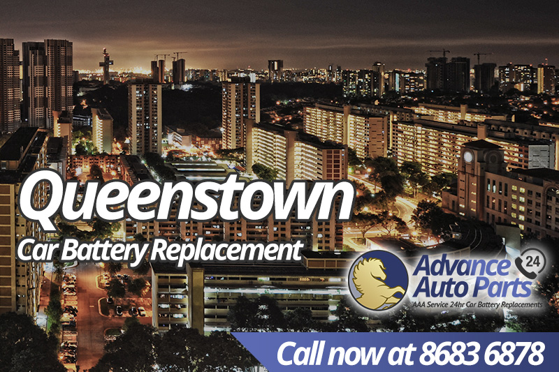 Car Battery Replacement Queenstown