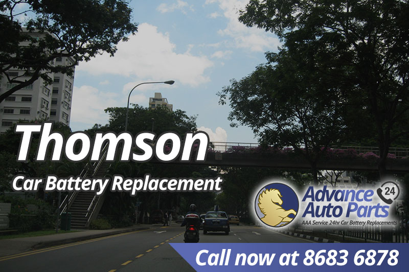 Car Battery Replacement Thomson
