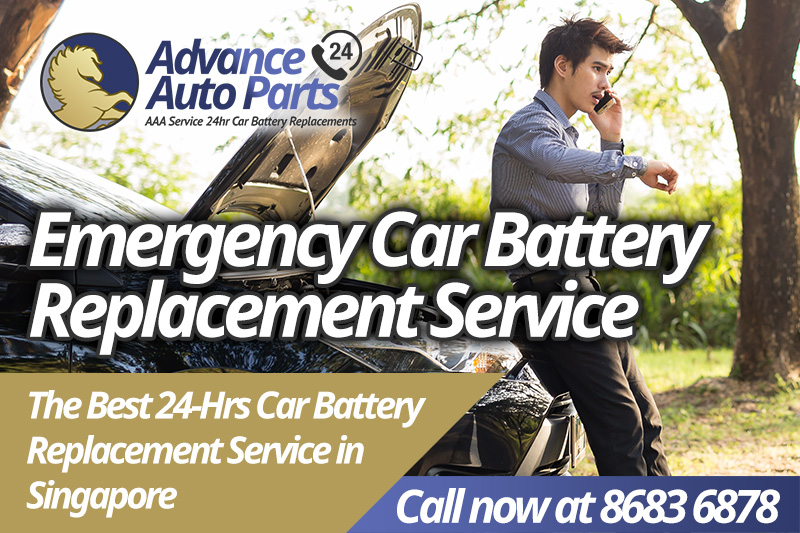Emergency Car Battery Replacement Service