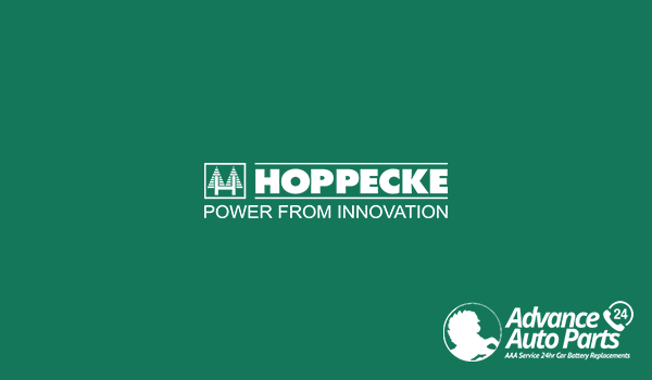 HOPPECKE Car Battery by AAP Car Battery