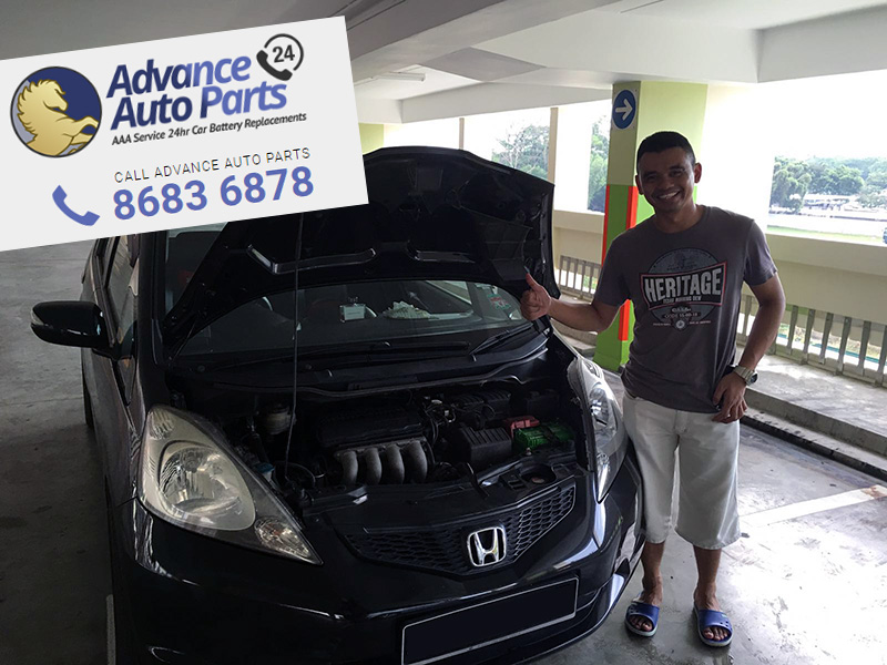 Car Battery Replacement Service on Tue, 26 July 2016 @ 9:46am