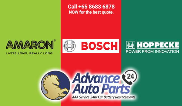 AAP 24-Hr Car Battery Replacement