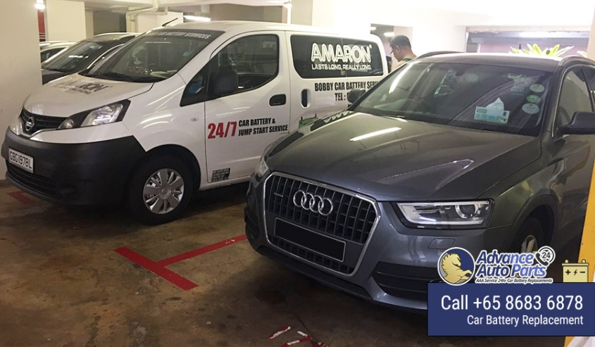 Urgent Car Battery Replacement Service for Audi A3